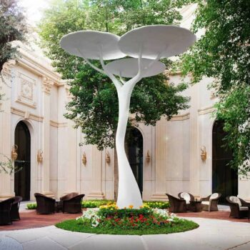 ACACIA sculptural lamp
