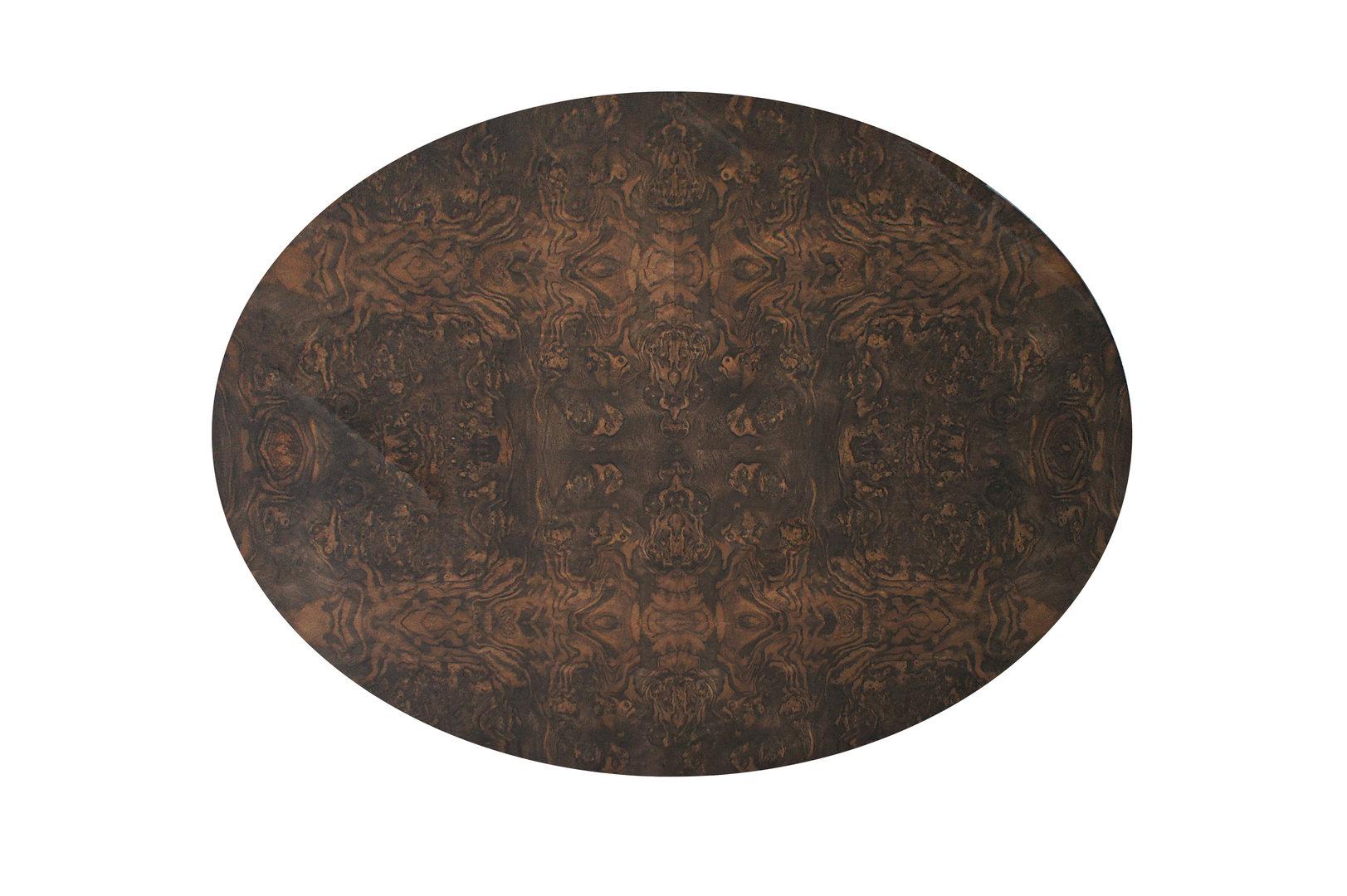 ALLANA Couchtisch oval