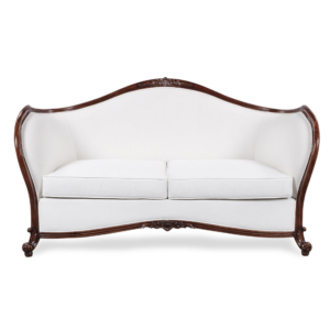 COURBE Zweisitzer Sofa