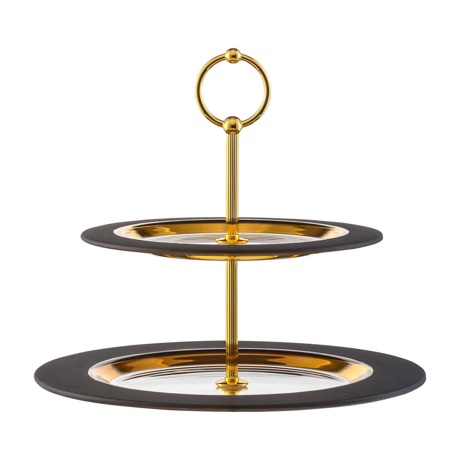 COSMO GOLD 2er Etagere
