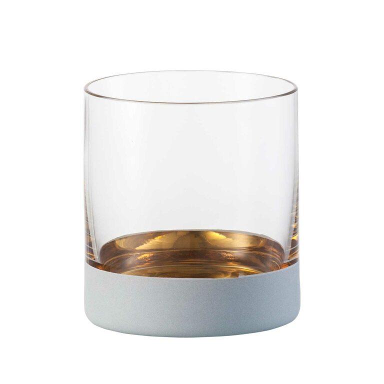 COSMO WEISS Whisky Karaffe Kristallglas