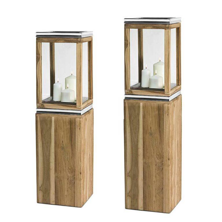 DUBAI Lantern with stand