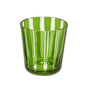 ELA Glas (Streifen) grün