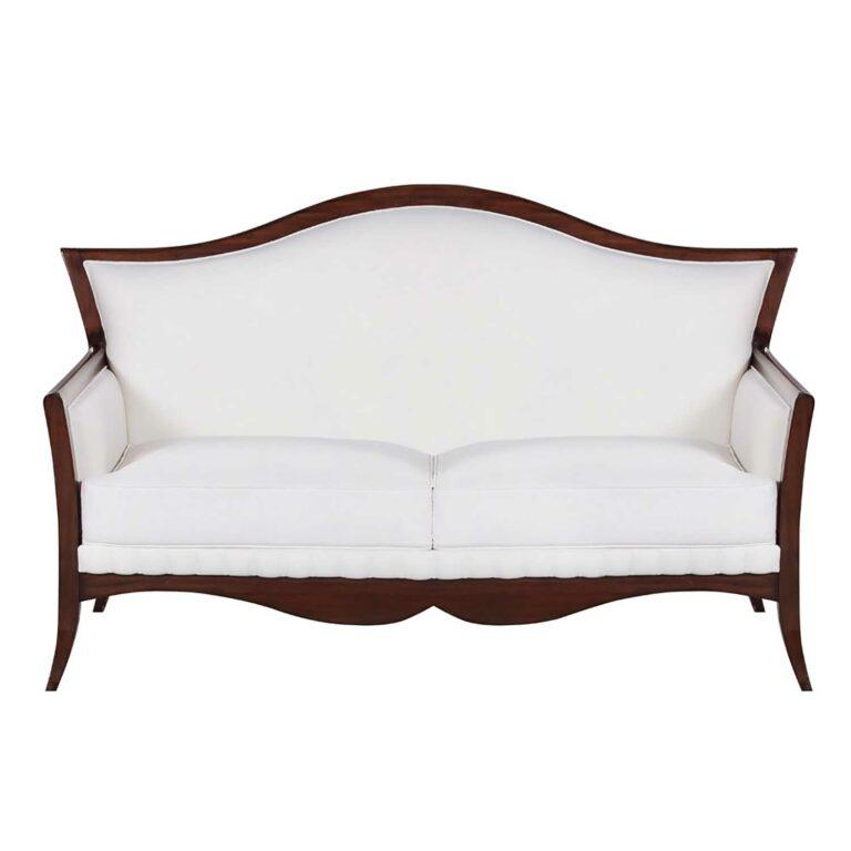 FLUTE Zweisitzer Sofa