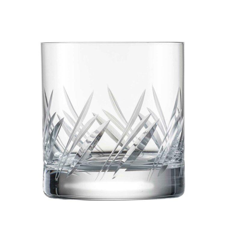GENTLEMAN 2 Whisky Kristallgläser geschliffen