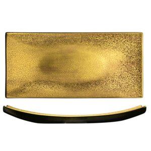 GOLD RUSH Gold Plattemedium