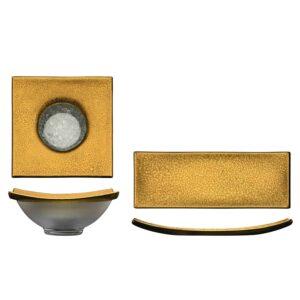 GOLD RUSH Kaviarset gold