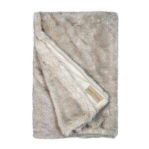IBERIANWOLF Decke faux fur