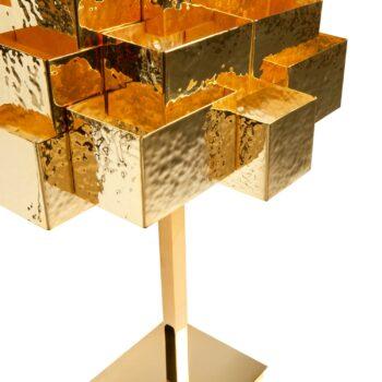 INSPIRING TREES Tischleuchte Golden