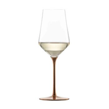 KAYA Kupfer Weißwein Kristallglas