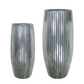 LINEAR floor vase