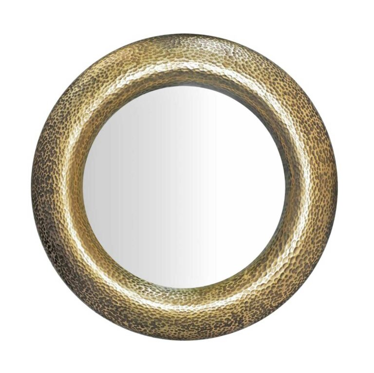 MILLENIUM mirror D 170 cm pale gold