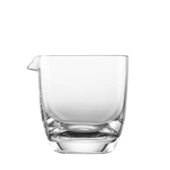 MILCHKÄNNCHEN Kristallglas für Espresso Macchiato und Tee