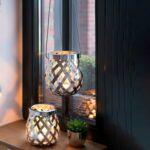 OTIS Teelichthalter zum Hängen (2 Stück)