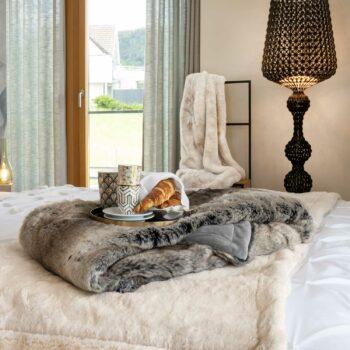 QUOKKA Decke full fur
