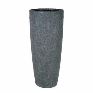 STONE Bodenvase granit
