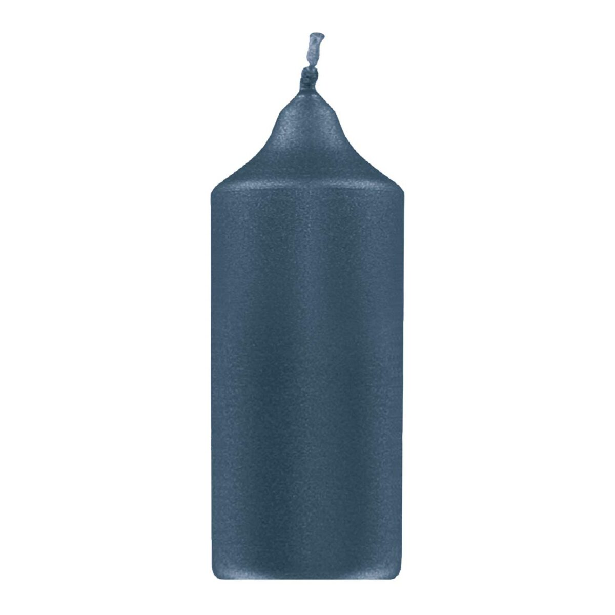 Titankerzen metallic H 12 cm | D 4 cm (12 / 24 Stück)