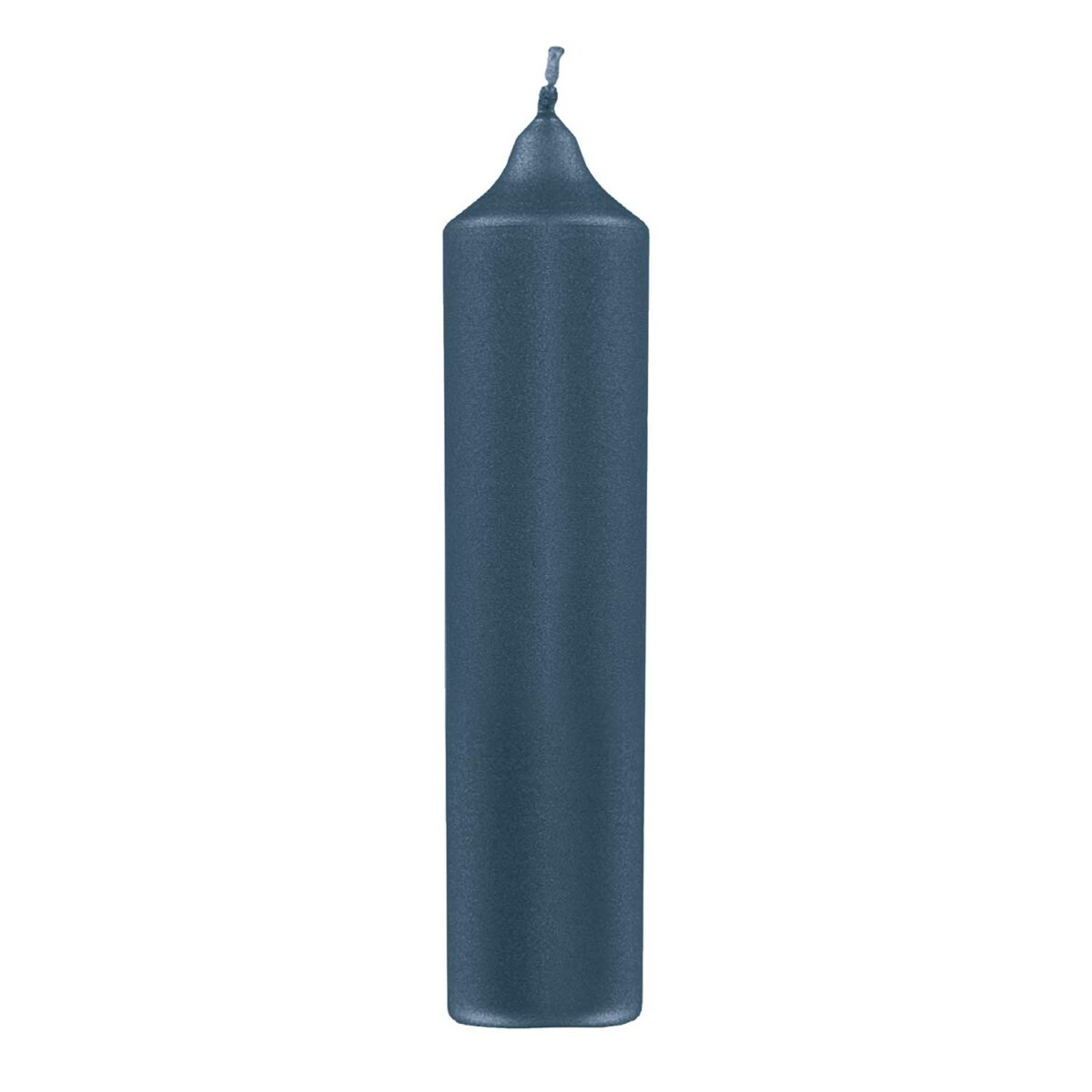 Titankerzen metallic H 20 cm | D 4 cm (12 / 24 Stück)
