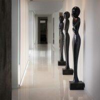 WISDOM Skulpturen 3er Set